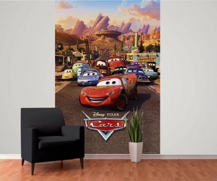 Photo wallpaper Disney Cars